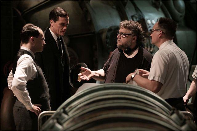 Shape Of Water - Das Flüstern des Wassers : Bild Guillermo del Toro, Michael Shannon