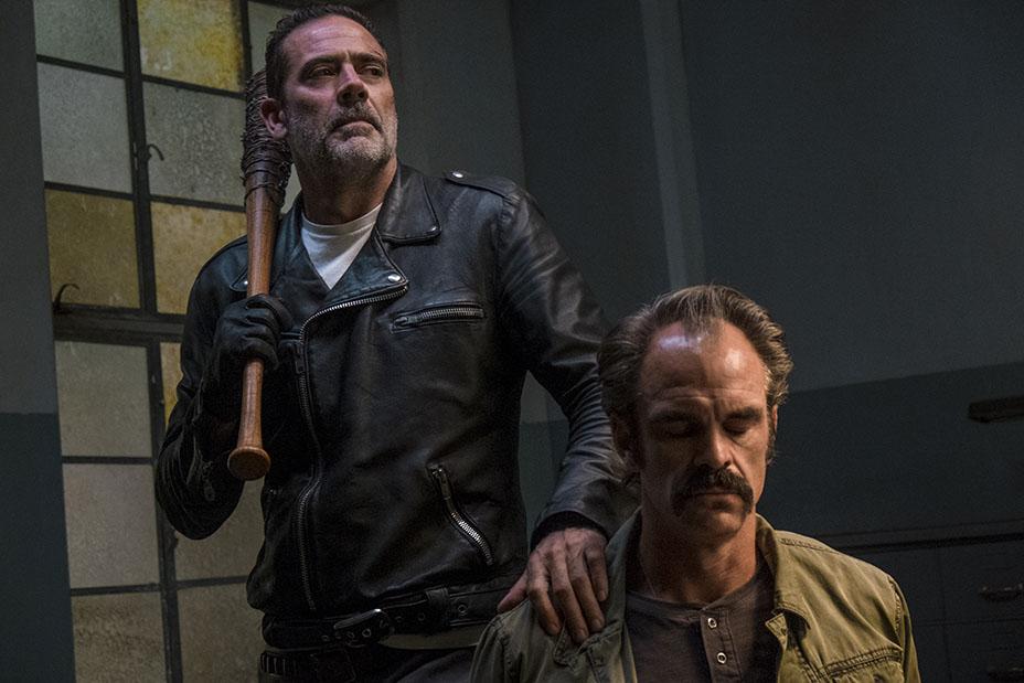 Die Schauspieler Von The Walking Dead