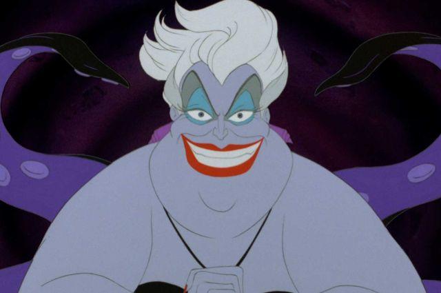 Ursula Arielle Die Meerjungfrau