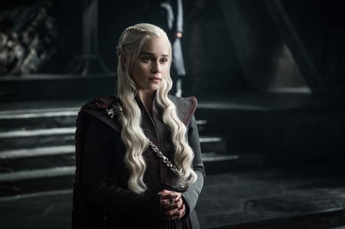 Daenerys auf den ersten Bildern zur 7. Staffel von