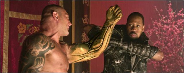 """""""The Man with the Iron Fists"""": Neue Bilder zum Martial-Arts-Kracher von und mit RZA"""