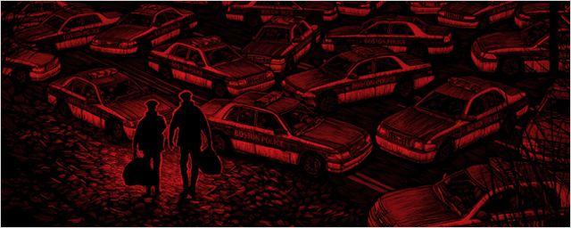 """Sehenswerte Mondo-Poster zu Ben Afflecks """"Gone Baby Gone"""", """"The Town"""" und """"Argo"""""""