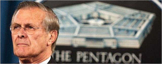 """Anschauen! Erster Trailer zu Errol Morris' Doku """"Unknown Known"""" über Ex-US-Verteidigungsminister Rumsfeld"""