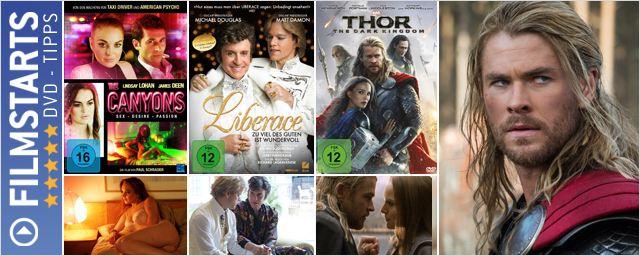 Die FILMSTARTS-DVD-Tipps (16. bis 22. März 2014)
