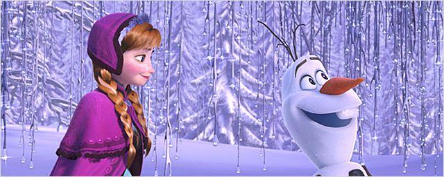 """DVD-Charts: Disney sorgt mit dem Animations-Abenteuer """"Die Eiskönigin"""" für eine frostige neue Nummer 1"""