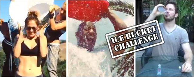 """Die 20 besten """"Ice Bucket""""-Videos der Stars"""