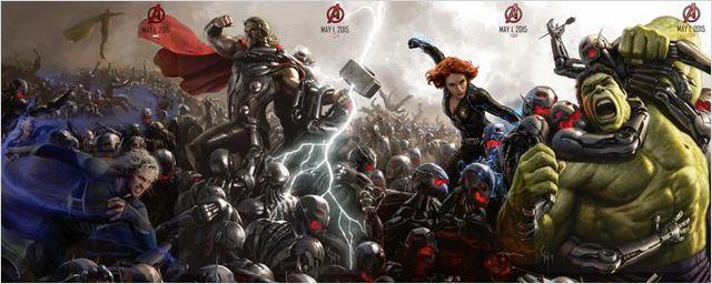 """""""Marvel's The Avengers 2: Age of Ultron"""": Offizielle Inhaltsangabe zu Joss Whedons Helden-Fortsetzung"""