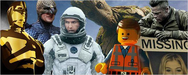 Die 30 größten Favoriten für die Oscars 2015