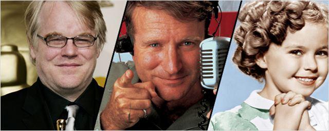 In Memoriam: Von diesen Schauspielern und Filmemachern mussten wir 2014 Abschied nehmen