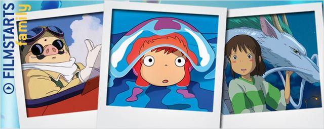 """Der FILMSTARTS-Familientipp zum Wochenende: """"Hayao Miyazaki Collection"""""""