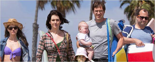 """Start der gefeierten HBO-Comedyserie """"Togetherness"""" mit """"Two and a Half Men""""-Star Melanie Lynskey auf Sky"""