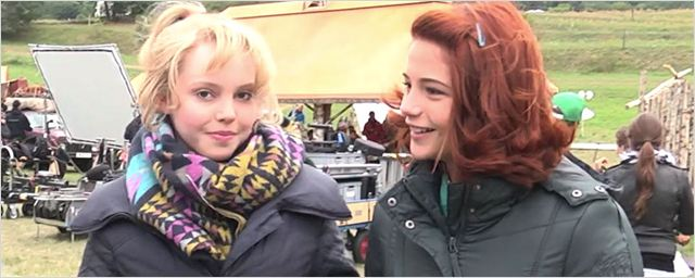 """FILMSTARTS am Set von """"Bibi & Tina 3 - Mädchen gegen Jungs"""""""