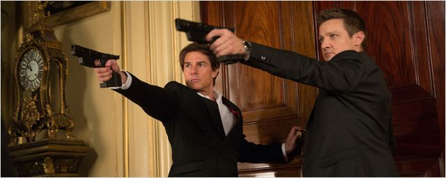 "Deutsche Kinocharts: ""Mission: Impossible - Rogue Nation"" verteidigt die Spitze"