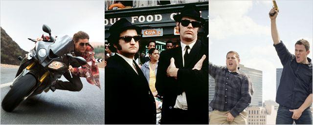 100 Filme, die auf TV-Serien basieren – gerankt vom schlechtesten bis zum besten!