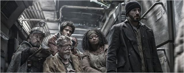"Bong Joon-Hos Science-Fiction-Hit ""Snowpiercer"" mit Chris Evans wird zur TV-Serie"