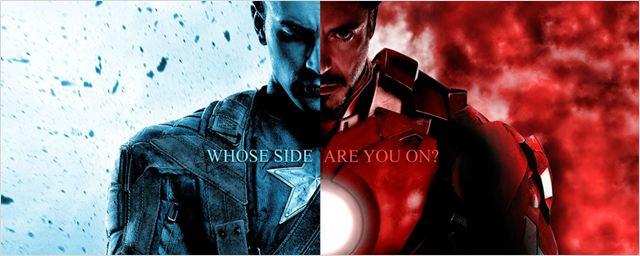 """Nach dem Trailer: Drei neue Poster zu """"The First Avenger: Civil War"""""""