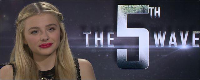 """""""Ich musste alles verlernen, was man mir beigebracht hat"""": Das FILMSTARTS-Interview zu """"Die 5. Welle"""" mit Chloe Grace Moretz, Nick Robinson und Alex Roe"""