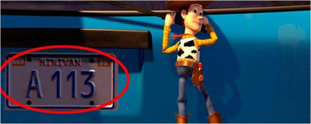 """Das Geheimnis der """"A113"""": Die versteckten Easter Eggs in Pixar-Filmen!"""