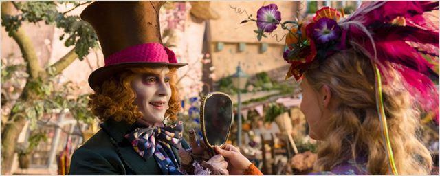 """""""Alice im Wunderland 2"""": Alan Rickman in seiner letzten Rolle in zwei neuen Videos zum Fantasy-Märchen"""