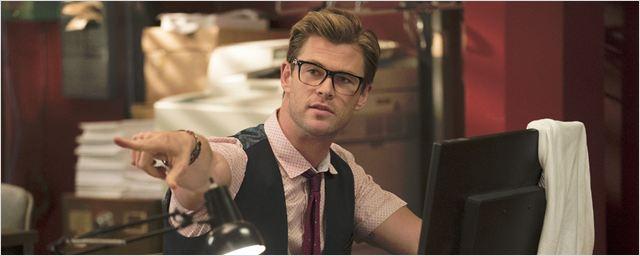 "Amüsantes ""Ghostbusters""-Featurette: Chris Hemsworth als nicht ganz so heller Rezeptionist Kevin"