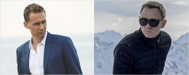 Tom Hiddleston glaubt, dass Daniel Craig noch lange James Bond bleiben wird