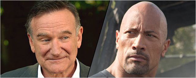 """Dwayne Johnson verrät: """"Jumanji""""-Remake soll verstorbenen Robin Williams auf besondere Weise ehren"""