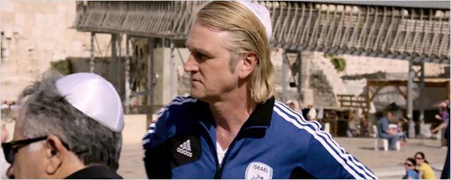 """Passend zur EM: Im Trailer zu """"90 Minuten – Bei Abpfiff Frieden"""" soll ein Fußballspiel den Nahostkonflikt beenden"""