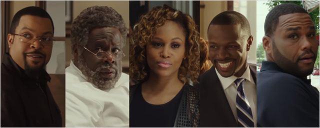 """Straight Outta Friseursalon: Erster deutscher Trailer zu """"Barbershop: The Next Cut"""" mit Ice Cube und Nicki Minaj"""