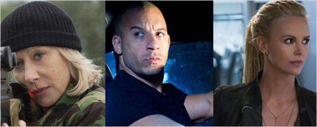 """""""Fast & Furious 8"""": Oscarpreisträgerin Helen Mirren stößt zum Cast um Vin Diesel und Charlize Theron"""