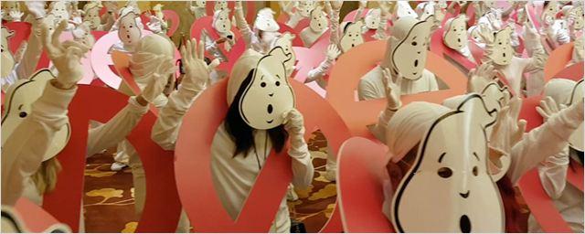 """Mit mehr als 250 Geistern ins Guinessbuch der Rekorde: FILMSTARTS bricht zusammen mit """"Ghostbusters"""" einen Geister-Weltrekord"""