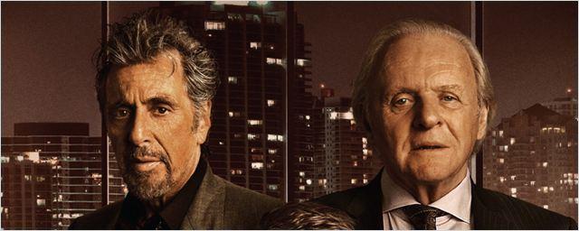 """Deutsche Trailerpremiere zum Thriller """"Ruf der Macht - Im Sumpf der Korruption"""" mit Al Pacino und Anthony Hopkins"""