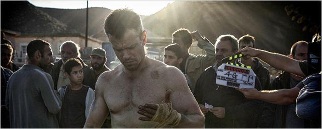 """""""Jason Bourne"""": Universal will die Agenten-Reihe so lange fortsetzen, wie es Matt Damons physischer Zustand zulässt"""