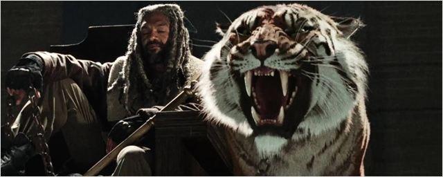 """""""The Walking Dead"""": Negan und König Ezekiel im ersten Trailer zur 7. Staffel"""