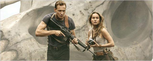"""Samuel L. Jackson und Tom Hiddleston suchen King Kong im ersten Trailer zu """"Kong: Skull Island"""""""