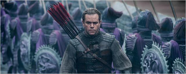 """Monsterangriff im Alten China: Erster Trailer zu """"The Great Wall"""" mit Matt Damon"""