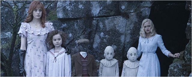 """""""Die Insel der besonderen Kinder"""": Neuer Trailer zu Tim Burtons Fantasy-Abenteuer mit Eva Green"""