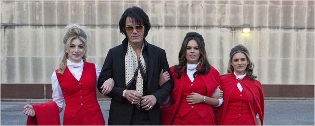"""Elvis will Bundessonderagent werden im deutschen Trailer zu """"Elvis & Nixon"""" mit Kevin Spacey und Michael Shannon"""