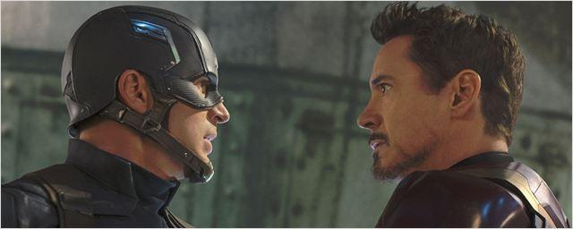 """""""The First Avenger: Civil War"""": Fluchende Superhelden in witzigem Gag-Reel zum Blu-ray-Start"""