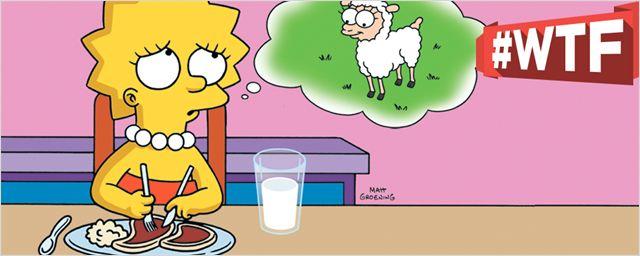 #WTF: Das ist der wahre Grund, warum Lisa Simpson Vegetarierin ist