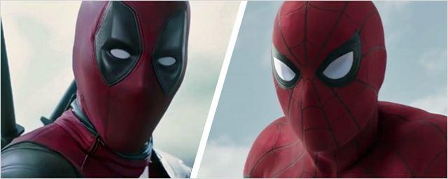 """Lustiges Video: Deadpool und Spider-Man Seite an Seite in """"The First Avenger: Civil War"""""""