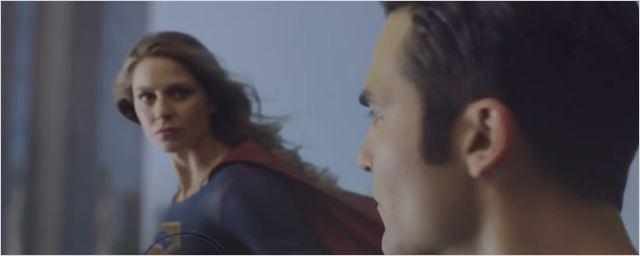 """Ihr Cousin ist ein Mann aus Stahl: Superman hebt ab im neuen Teaser zu """"Supergirl"""""""
