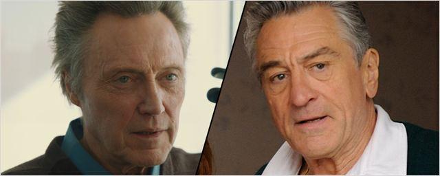 """""""Die durch die Hölle gehen""""-Reunion: Christopher Walken stößt in """"The War With Grandpa"""" zu Robert De Niro"""