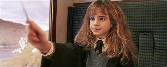 """Hermines Hasenzähne: Emma Watson sollte in """"Harry Potter und der Stein der Weisen"""" ursprünglich falsche Zähne tragen"""