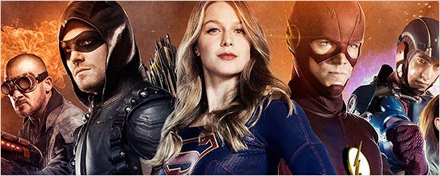 """Tolle Zuschauerzahlen für """"The Flash""""-Crossoverfolge mit """"Supergirl"""", """"Arrow"""" und """"Legends Of Tomorrow"""""""