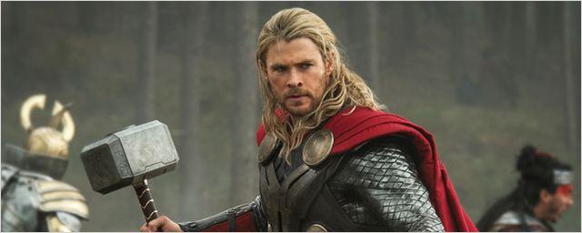 """So treffen Donnergott und Hulk in """"Thor 3: Ragnarok"""" aufeinander: Offizielle Handlungsinfos und erstes Setbild von Chris Hemsworth"""