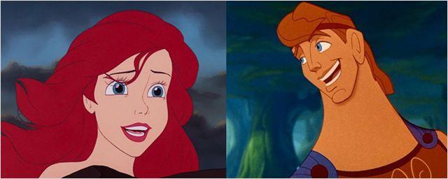Gibt es irgendwann ein Disney Cinematic Universe? Nicht nur Elsa und Tarzan, sondern auch Arielle und Hercules sind miteinander verwandt!