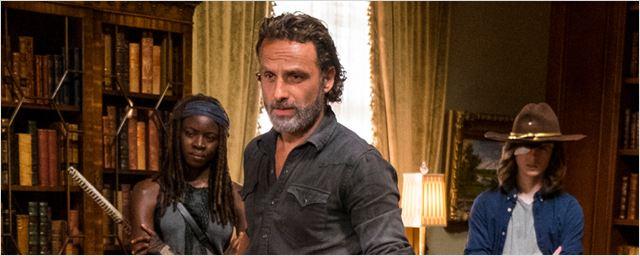 """""""The Walking Dead"""": Deutscher TV-Start der neuen Folgen aus der 7. Staffel"""