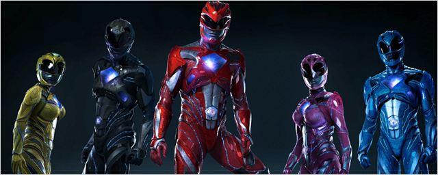 """""""Power Rangers"""": Kino-Reboot mit erstem offen homosexuellen Superhelden"""