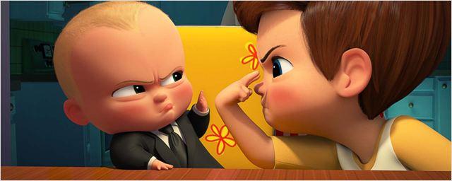 """Mit Seitenhieb auf """"Die Schöne und das Biest"""": Neuer Trailer zum animierten """"The Boss Baby"""""""