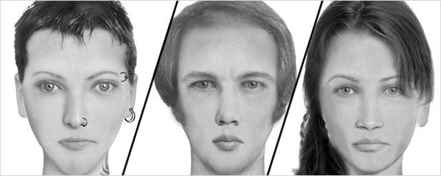 Mit Polizei-Software errechnet: So müssten berühmte Serien- und Filmfiguren wirklich aussehen